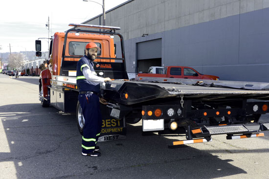 Different Types of Tow Truck